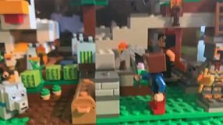 LEGO Minecraft - Mining Short Test