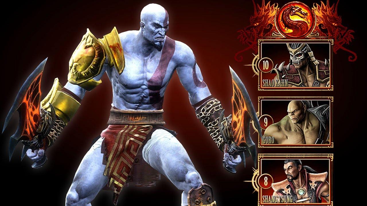 Download Mortal Kombat - KRATOS Klassic Towers Gameplay @ ᵁᴴᴰ 60ᶠᵖˢ ✔