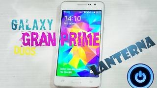 Instalar Lanterna no Samsung Galaxy Gran Prime Duos