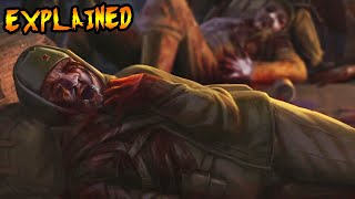 Black Ops 4 Zombies ENDING Cutscene Explained! TAG DER TOTEN EASTER EGG END (BO4 Zombies Storyline)
