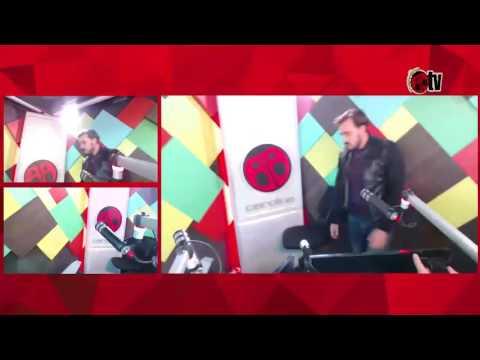 Ariel Levy Golpea al Par de Guatones en Vivo (Radio Carolina - Pegao EN el Taco)
