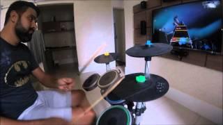 Rock Band 4 Xbox one Pear Jam Jeremy Drum