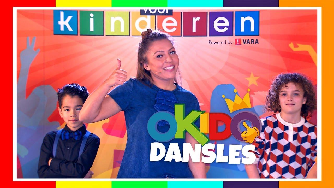 okido dansles kinderen voor kinderen