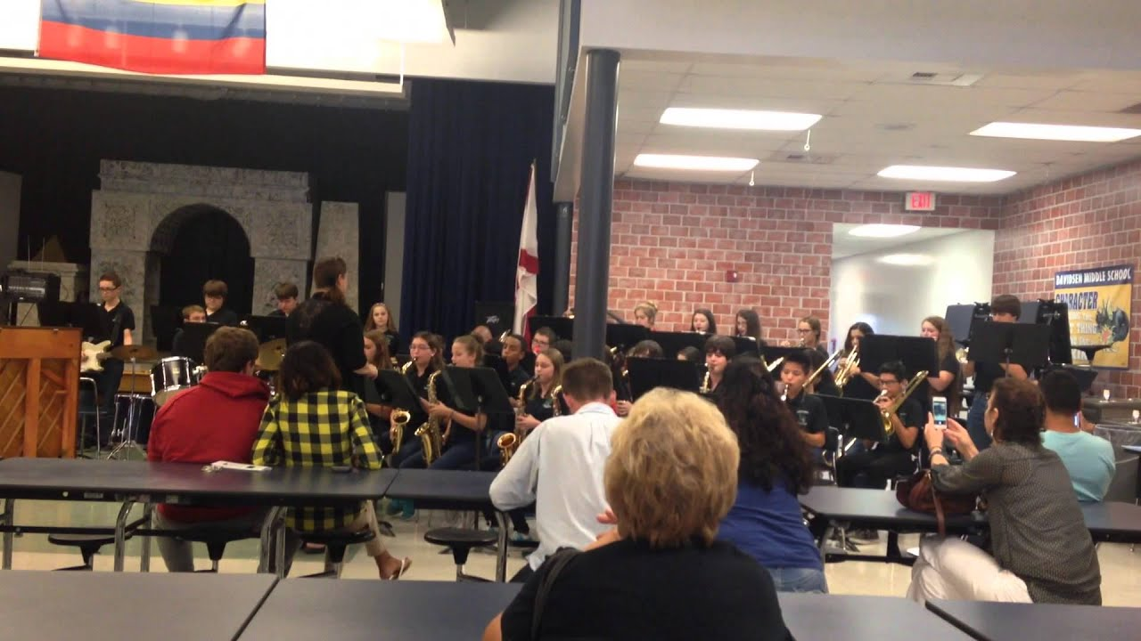 my first performance at a jazz show in school The spring festival offers workshops for area high school musicians and ends  with a concert featuring solid brass and the guest artist interested students and.