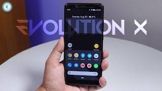 EvolutionX Cobra V2.0 On Redmi Note 5 Pro! [18/08/2019 Build]