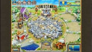 Farm Frenzy Ancient Rome - Too many geeses