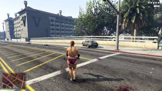 Funny Mods GTA 5 PC | Gameplay MAX SETTINGS [i7 4790K + GTX 970 g1] @60 fps