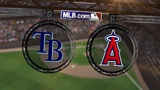 5/15/14: Angels top Rays on Trout