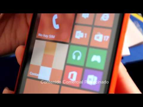 Conoce el Nokia Lumia 625
