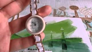 алиэкспресс - цепочка и часики