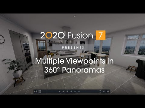 2020-fusion-v7:-multiple-viewpoints-in-360°-panoramas