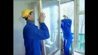 Демонтаж  старого  деревянного окна(Для того чтобы установить новое окно необходимо демонтировать старое. Как говориться ломать не строить...., 2013-03-20T10:50:45.000Z)