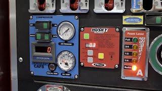 Hercules™ CAFS Compressed Air Foam System