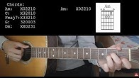 easy 2 play guitar tutorials youtube. Black Bedroom Furniture Sets. Home Design Ideas