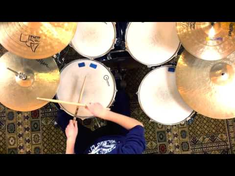 I Will Trust In You - Jeremy Camp (Drum Cover)