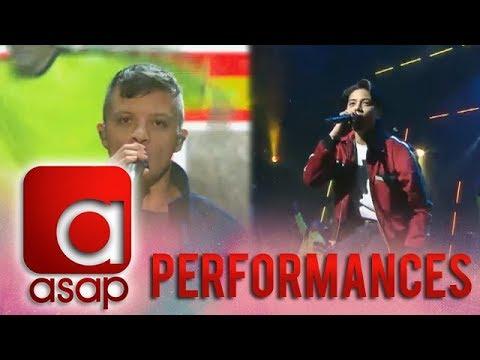 ASAP: Daniel Padilla and Bamboo showcase Pinoy pride in a 'rocktastic number'