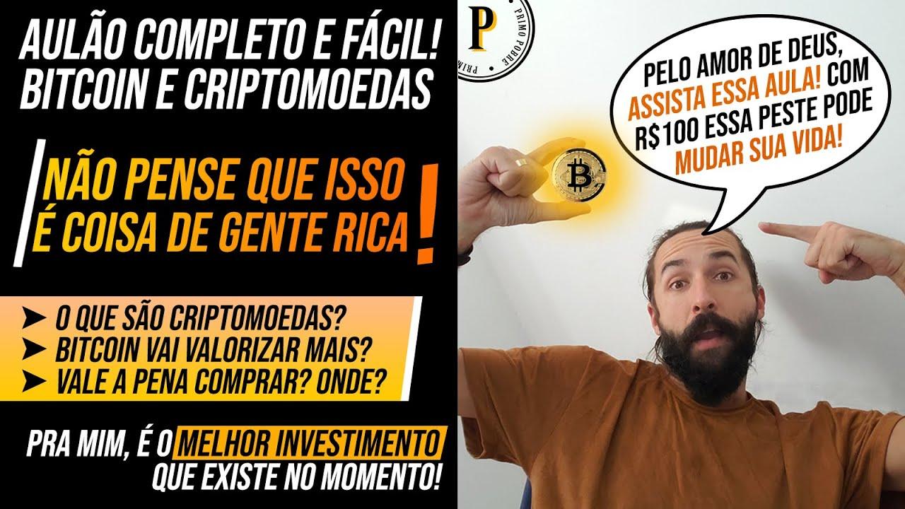 margem de negociação de bitcoin criptomoedas como investimento