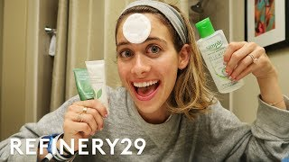 A Day In The Life On A Refinery29 Business Trip   Lucie Fink Vlogs   Refinery29