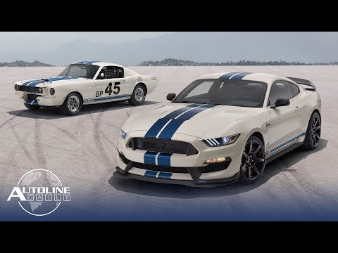 New Mustang Package; Portrait Or Landscape? - Autoline Daily 2741