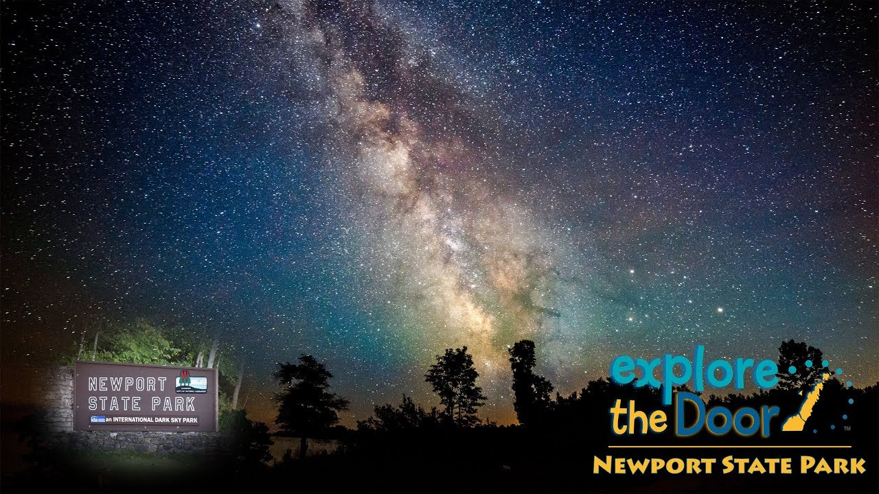Newport State Park - Dark Sky Park - Door County WI Travel Show & Newport State Park - Dark Sky Park - Door County WI Travel Show ...