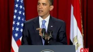 Обама основывался на исламских фетвах когда бомбил Сирию.