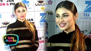 mouni roys sexy look on red carpet umang 2017