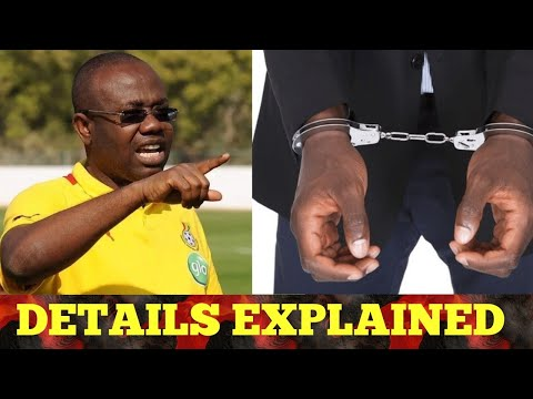 GFA a disgrace to Ghana. Kwesi Nyantakyi's Arrest fully Explained - Evangelist Addai