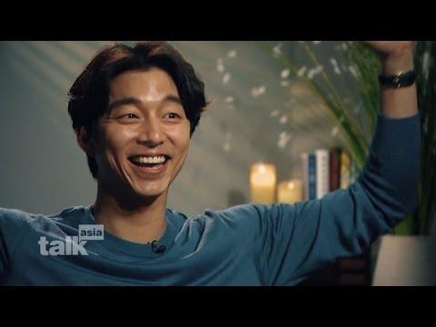 CNN Talk Asia Gong Yoo Trailer