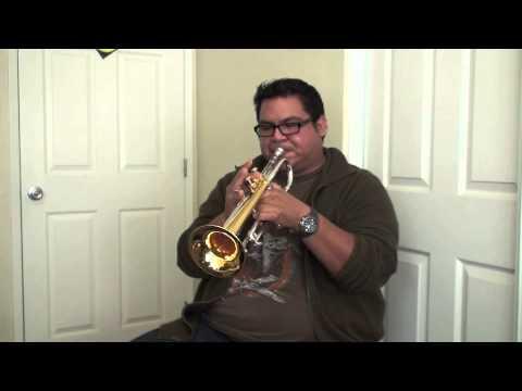 Erick Jovel samples the Stomvi Master Bb trumpet