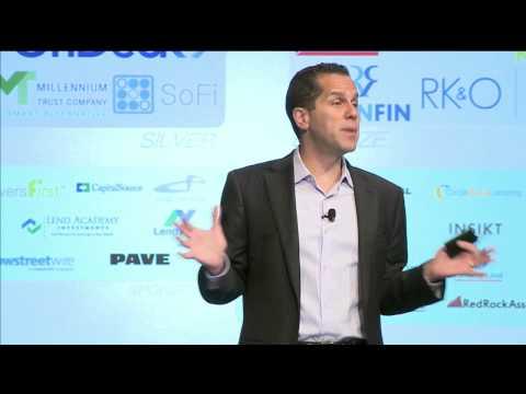 Lendit 2014: Morning Keynote by Michael Barr