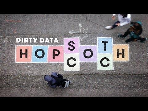 The Hopscotch Experiment   Dirty Data   Cut