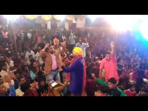 Amlesh Shukla in Duddhi by Vindhyawasini Jagran Group Mirzapur