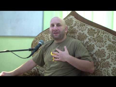 Шримад Бхагаватам 5.1.11 - Сатья дас