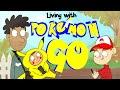 Living with Pokémon GO (Cartoon Animated Short)
