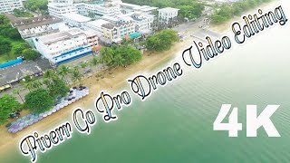 GoPro Drone Video Editor Hired on Fiverr