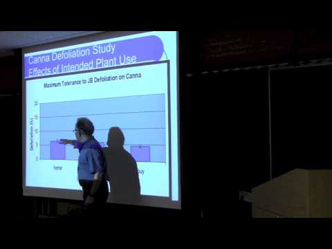 Centennial Lecture Series: Cliff Sadof - Bagworms to Borers