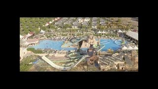 New Magic Robin Hood Medieval Lodge Resort - Official video (English version)
