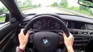 2013 BMW 740Li xDrive - WR TV POV Test Drive