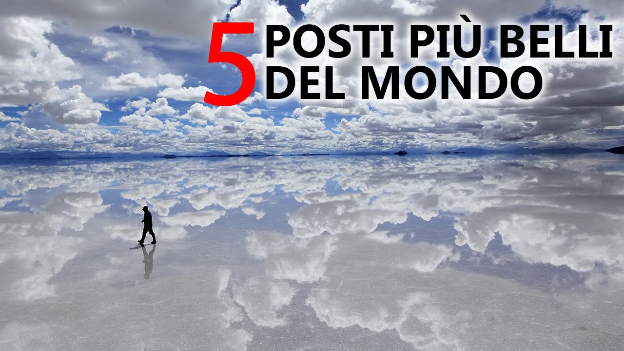 Top 5 posti pi belli del mondo youtube for I pavimenti piu belli