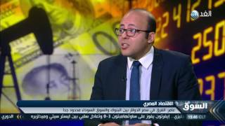 فيديو| اقتصادي: تصريحات محافظ البنك المركزي تعيد الحياة للسوق السوداء