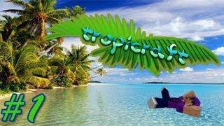 "SubbaajaSunnuntai: Tropicraft w/ Jelpe | Ep.1 | ""Pina Colada"""