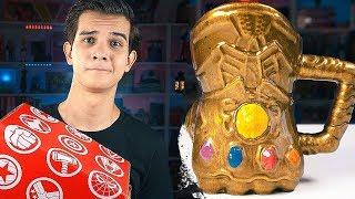 МСТИТЕЛИ: ВОЙНА БЕСКОНЕЧНОСТИ - Обзор Коробки от Marvel