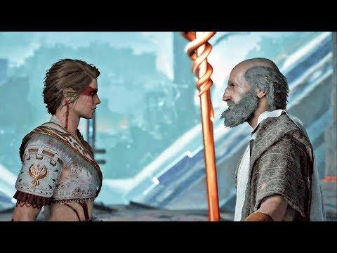 Assassin's Creed Odyssey #35: Achei a Cidade Perdida de Atlântida, Meu Pai e o Bastão de Hermes thumbnail
