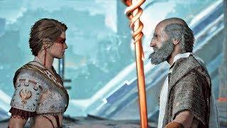 Assassin's Creed Odyssey #35: Achei a Cidade Perdida de Atlântida, Meu Pai e o Bastão de Hermes
