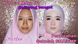 Download Video CARA/TUTORIAL MAKEUP PERPISAHAN SEKOLAH SMP/SMA GAMPANG BANGET!!! MP3 3GP MP4