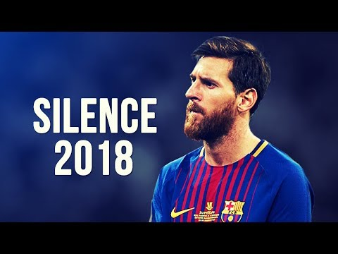 Lionel Messi - Silence   Skills & Goals   2017/2018 HD