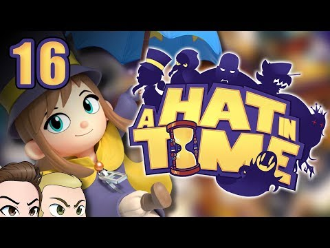 A Hat in Time: First Try Fridays - EPISODE 16 - Friends Without Benefits