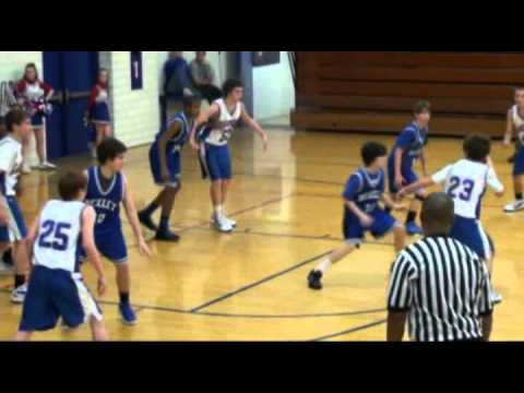 Bexley vs. Lakewood 1-23-12