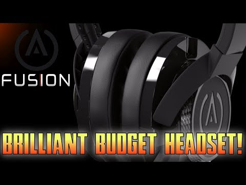 PowerA Fusion Gaming Headset - BRILLIANT GAMING HEADSET