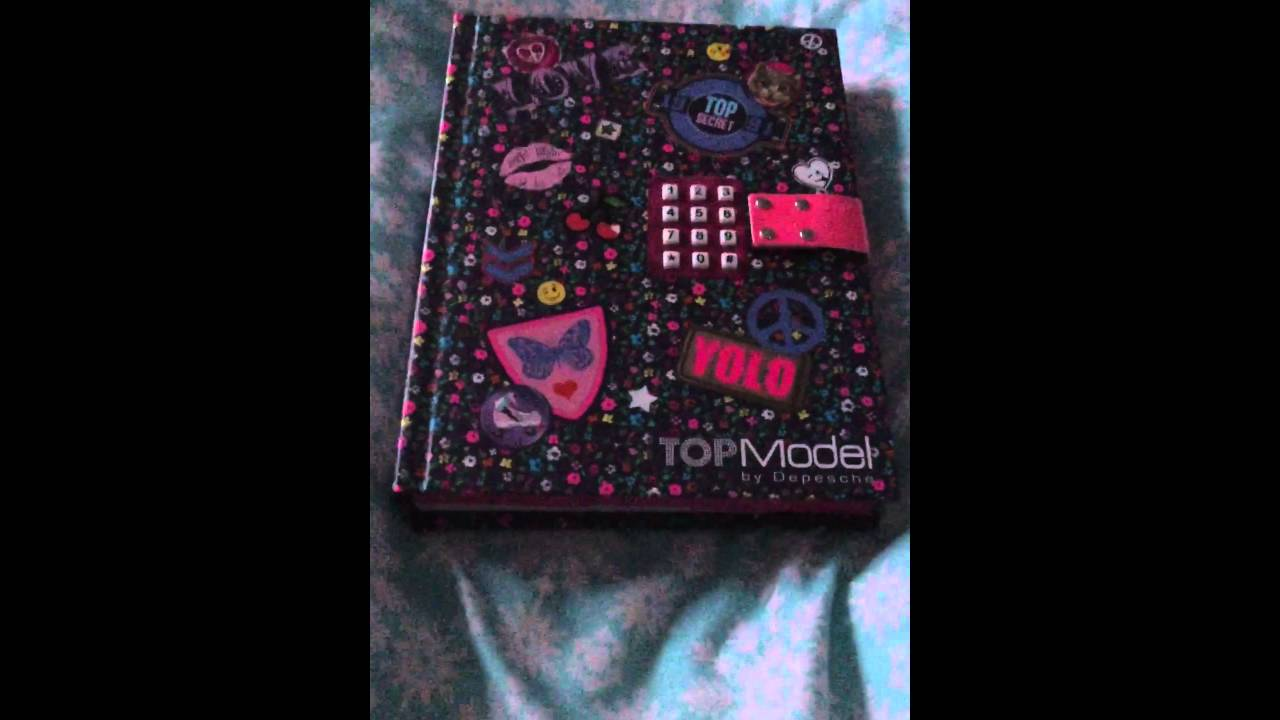 How to reset a top model diary with code - YouTube